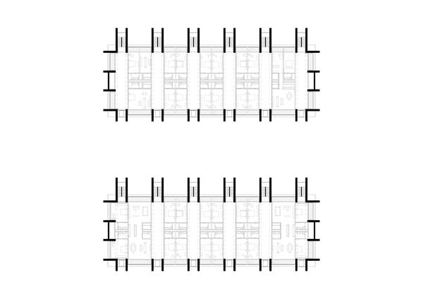 Hotelzimmer –Wohnungen
