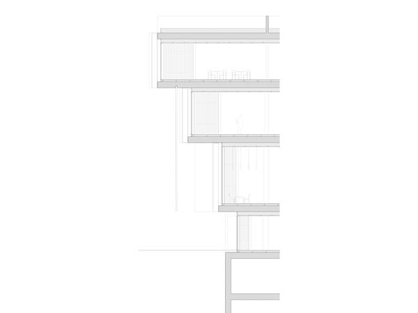 Fassadenschnitt