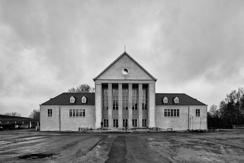 Heinrich Tessenow – Festspielhaus Hellerau