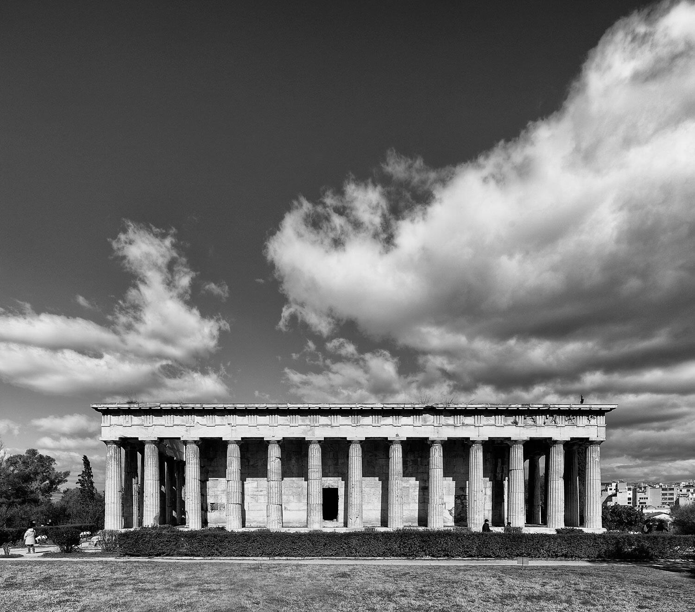Tempel des Hephaistos