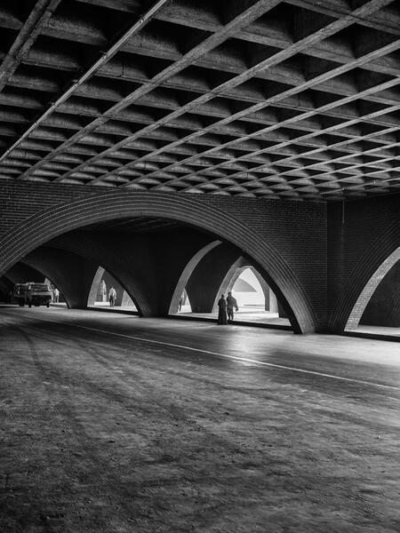 Louis Kahn – Sher-e-Bangla Nagar