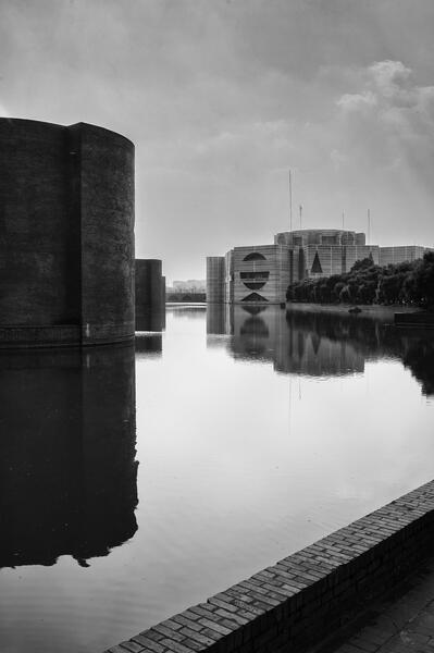 Louis Kahn – Sher-e-Bangla Nagar