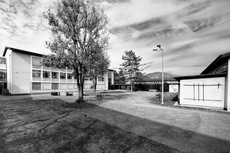 bestehende Schulanlage